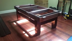 Pool and billiard table set ups and installations in Temecula California