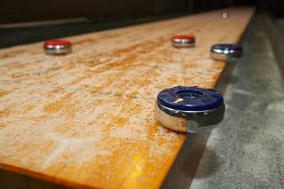 SOLO® Shuffleboard Movers Temecula, California.