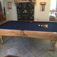 AMF PlayMaster Chantilly 9' Pool Table