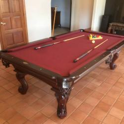 Connelly 8' Pool Table