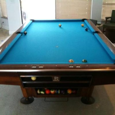 Gold Crown 3 Pool Table