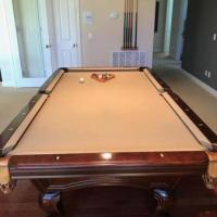 8ft Pool Table in Excellent Condition