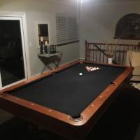 Montserrat made by Bradford Pool Table