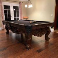 Triple 7s Billiards Pool Table Great Shape