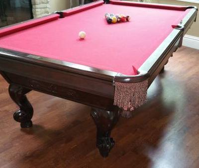 Pool Table Brunswick 8 Footer