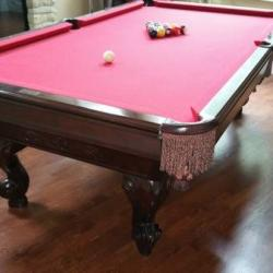 Pool Table Brunswick 8 Footer
