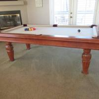 Beach Pool Table