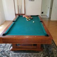 8 ft. Brunswick Pool Table