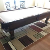 Beautiful Full Size Pool Table