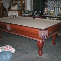 Connelly Gibraltor Slate Pool Table