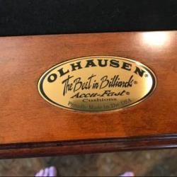 Olhausen 7' Santa Ana Pool Table