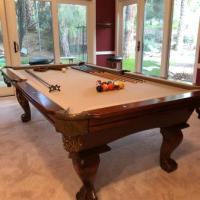 Connelly Prescott 8ft Pool Table