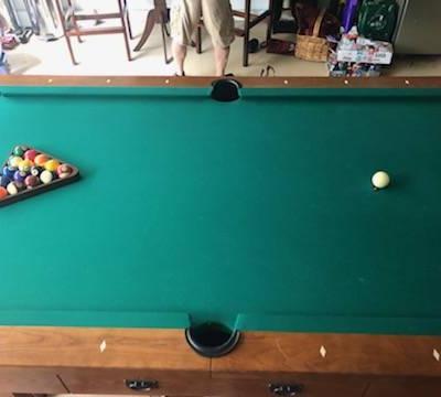 Beautiful Brunswick Pool Table