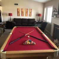Artisan Desingns Pool Table