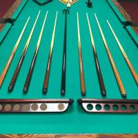 AMF Professional Regulation Size Pool Table