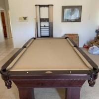 Connelly 8' Regulation Pool Table