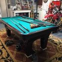 Beautiful Olhausen Pool Table 4x8