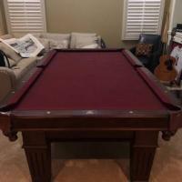 DK Pool Table